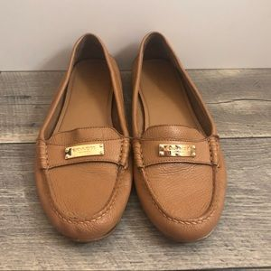 COACH Fredrica Loafer Flats